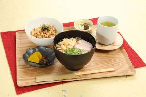 にゅう麺セット